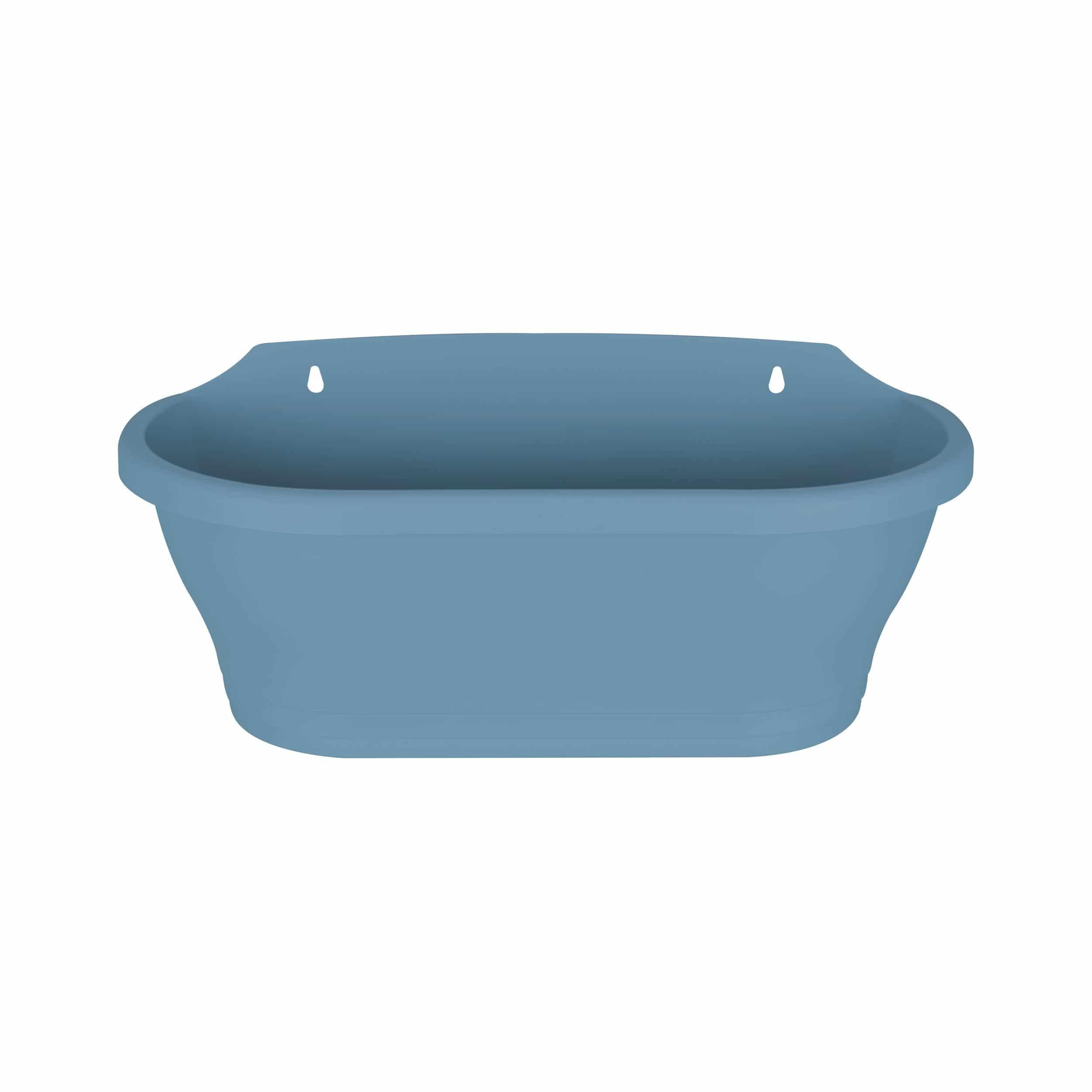 Wandampel Corsica L39 cm vintage blau