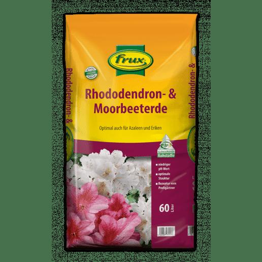 Rhododendron- & Moorbeeterde 60 Liter