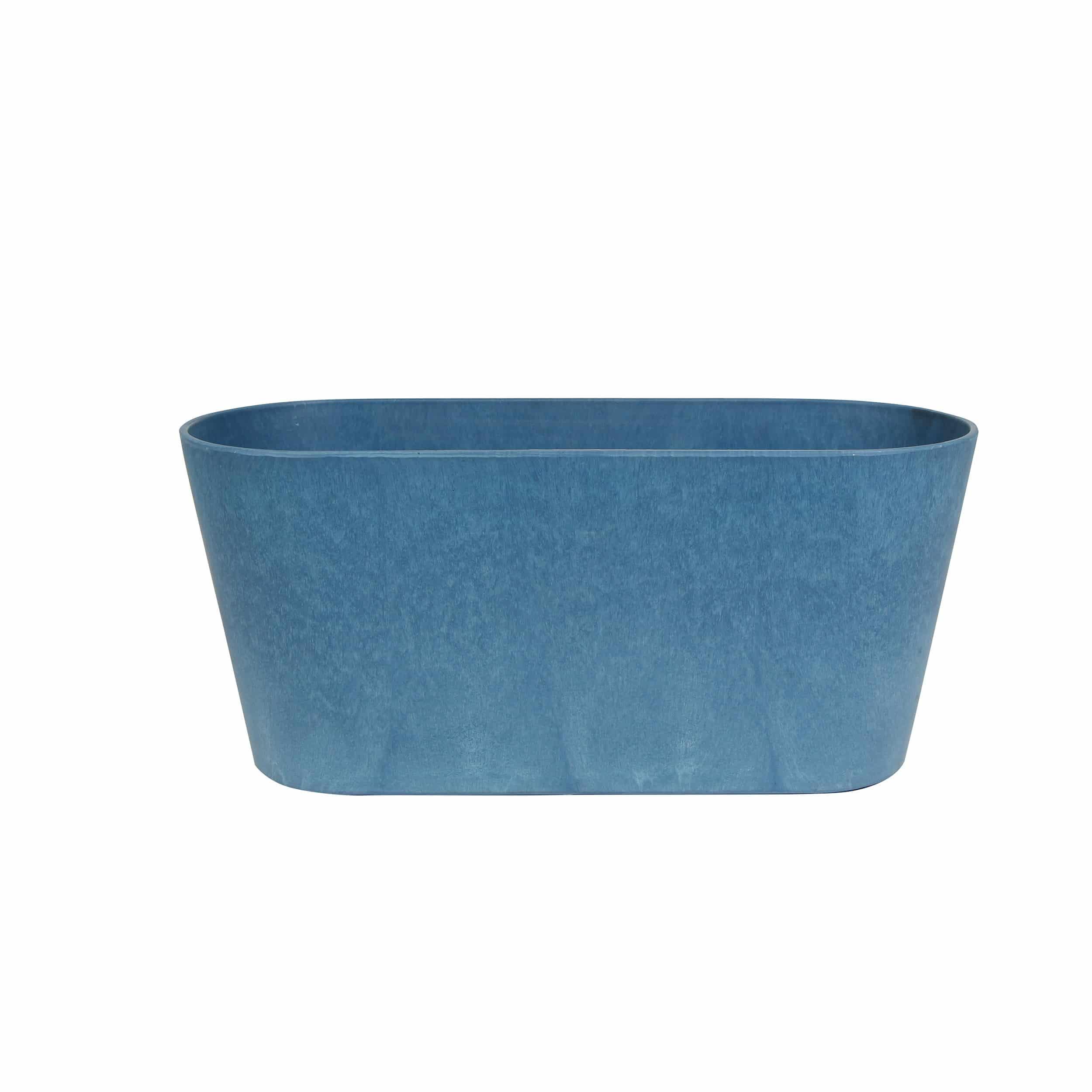 Blumenkasten Claire L38cm blau
