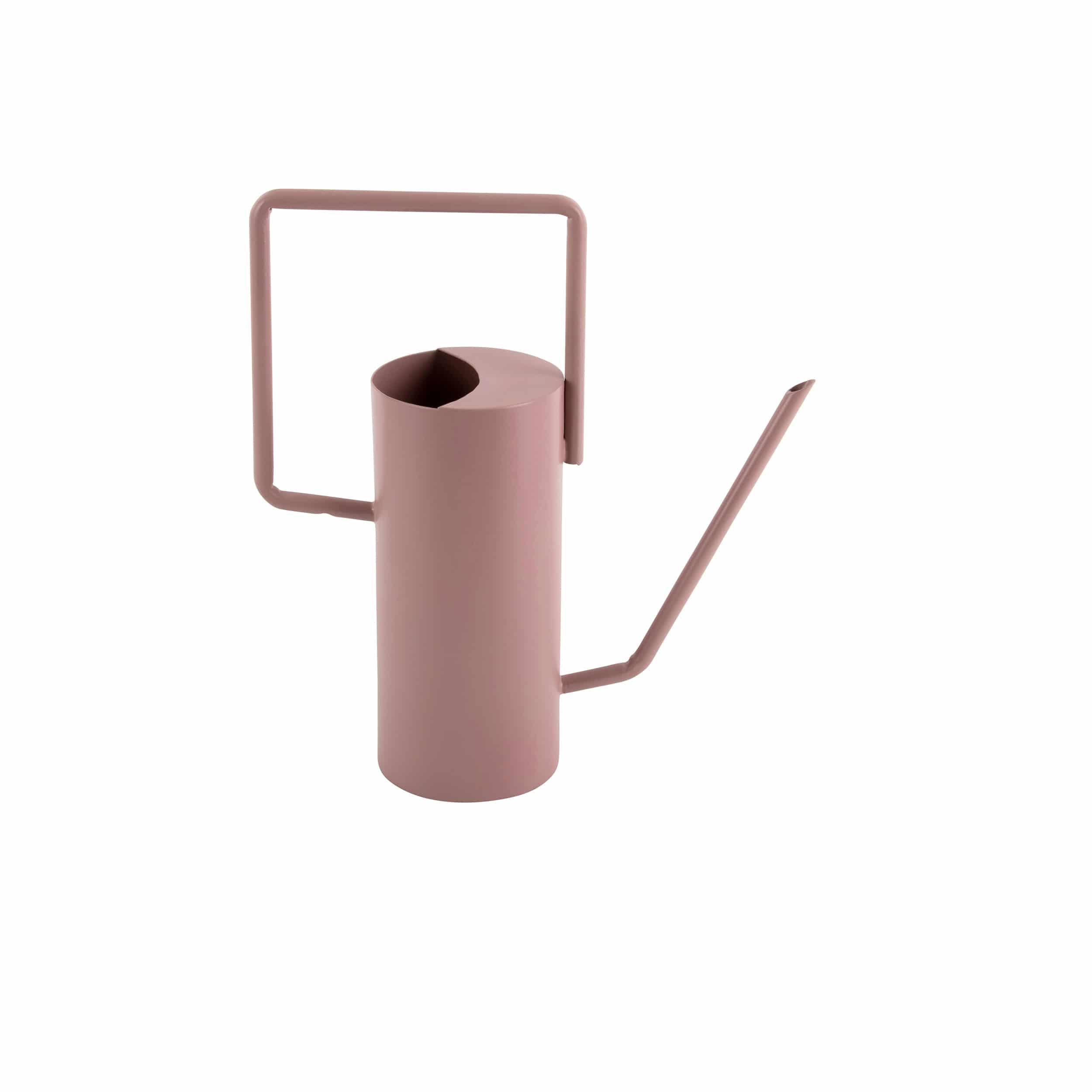 Gießkanne Grace aus Eisen 1,2 L rosa