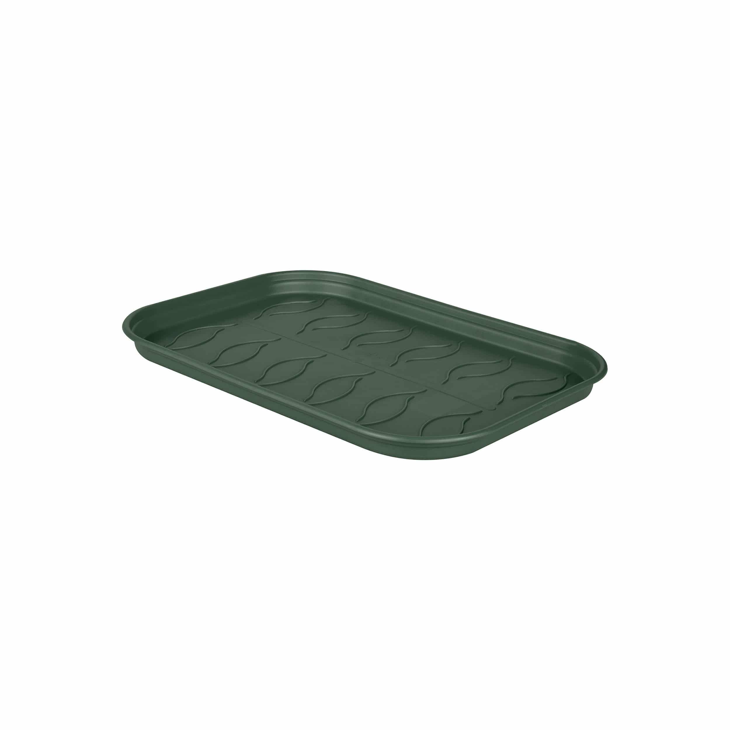 Anzuchthaus Untersetzer Green Basics Größe M laubgrün