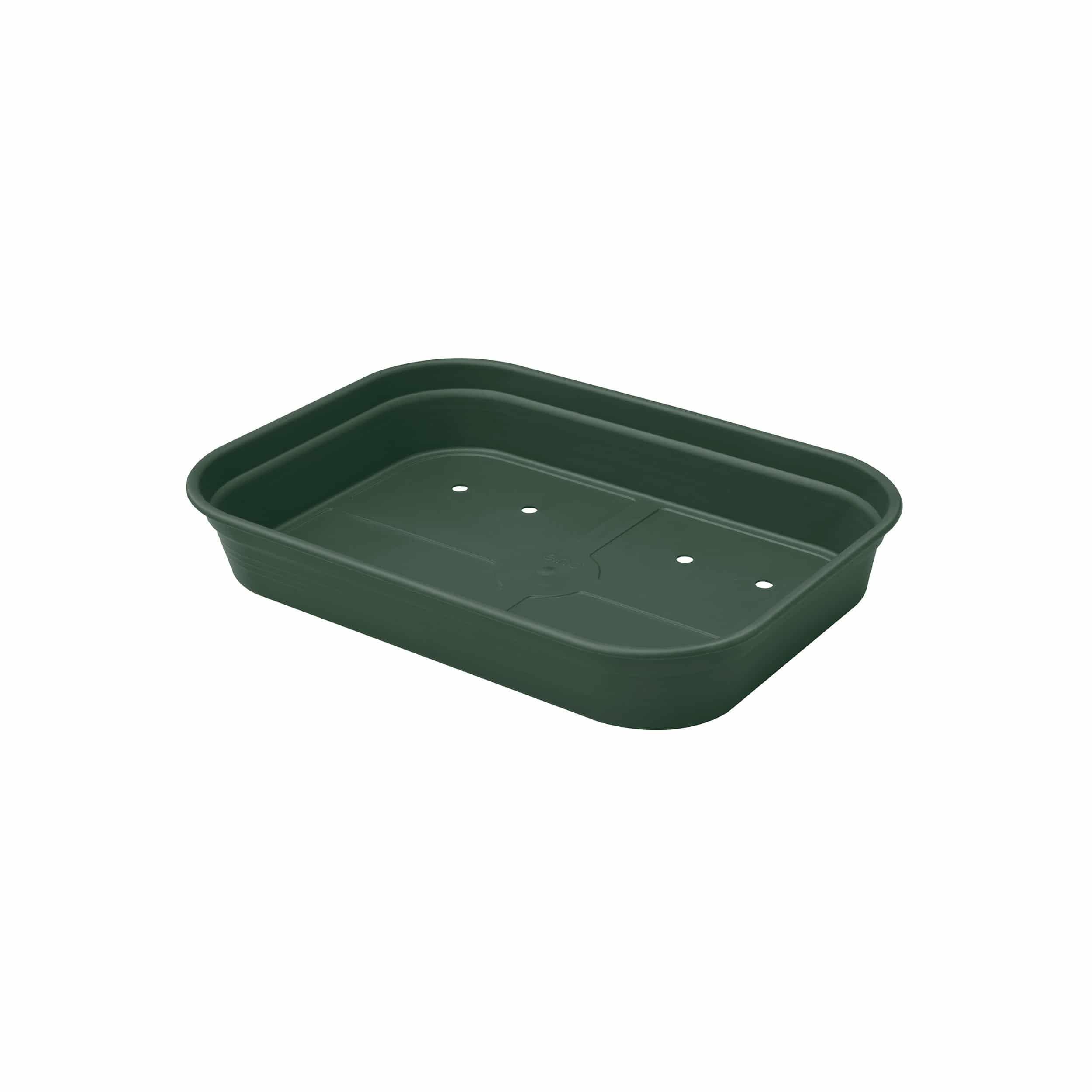 Anzuchthaus Schale Green Basics Größe M laubgrün
