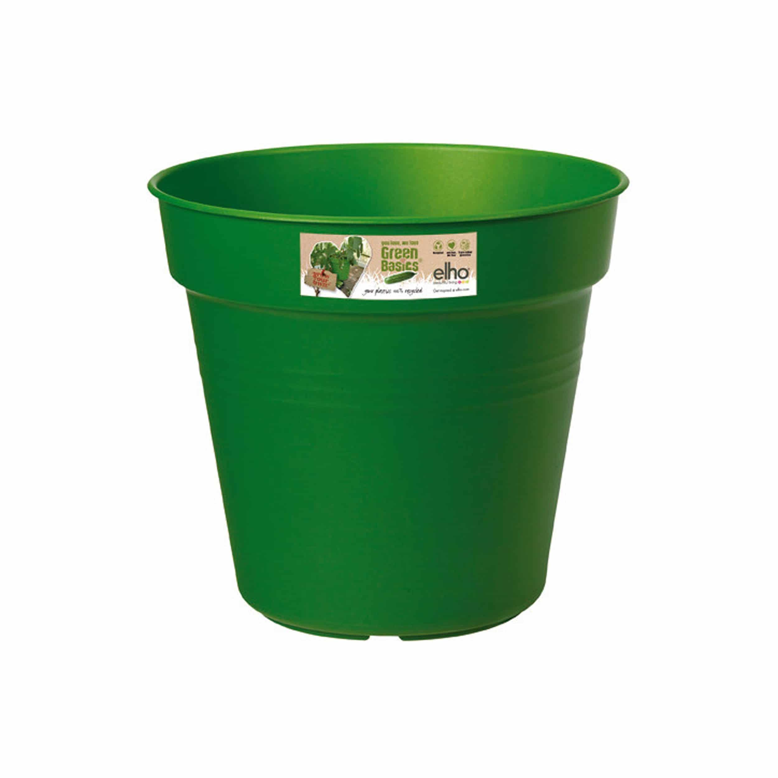 Pflanztopf Green Basics D30cm grün