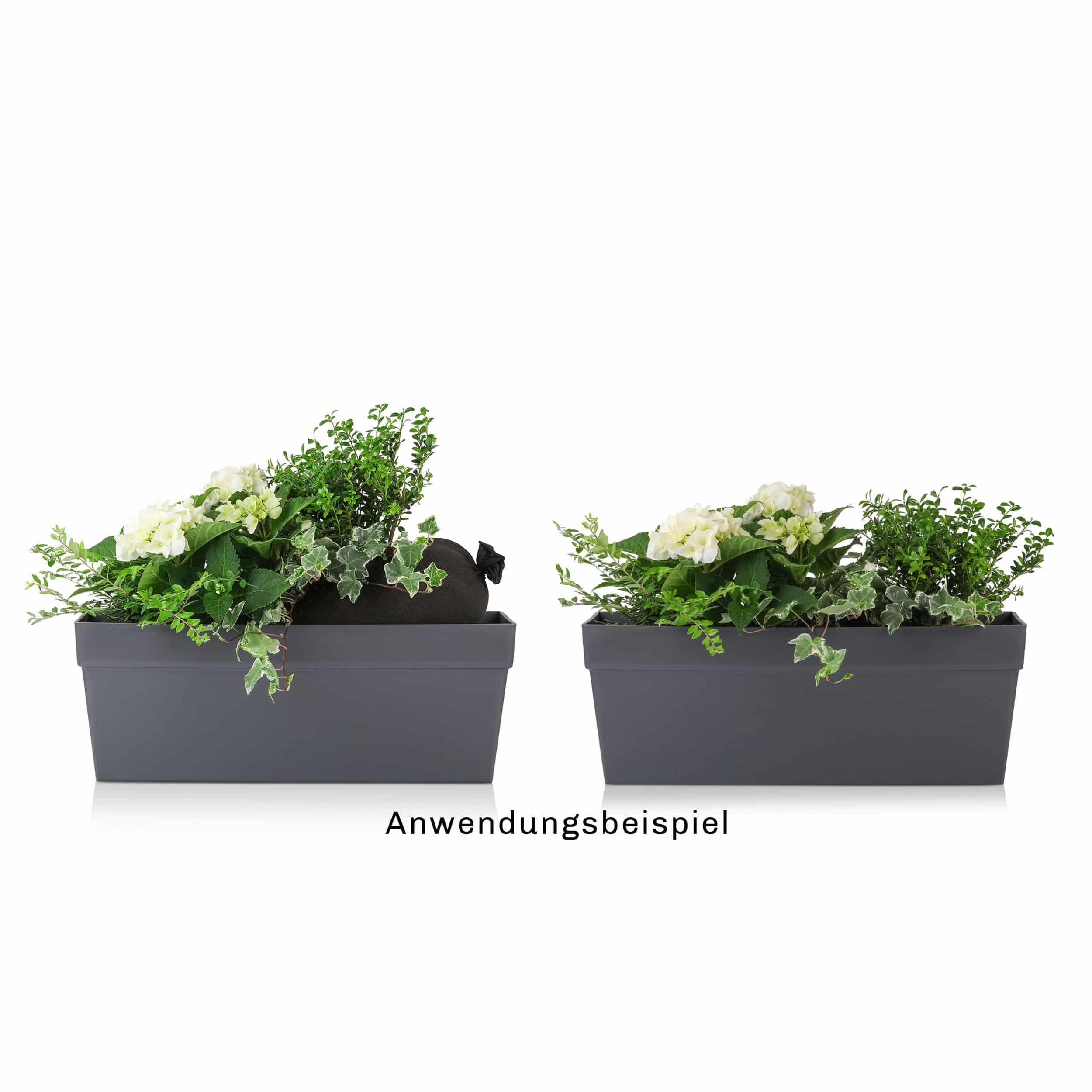 "Hortensien-Bag ""Schattenkönigin"""