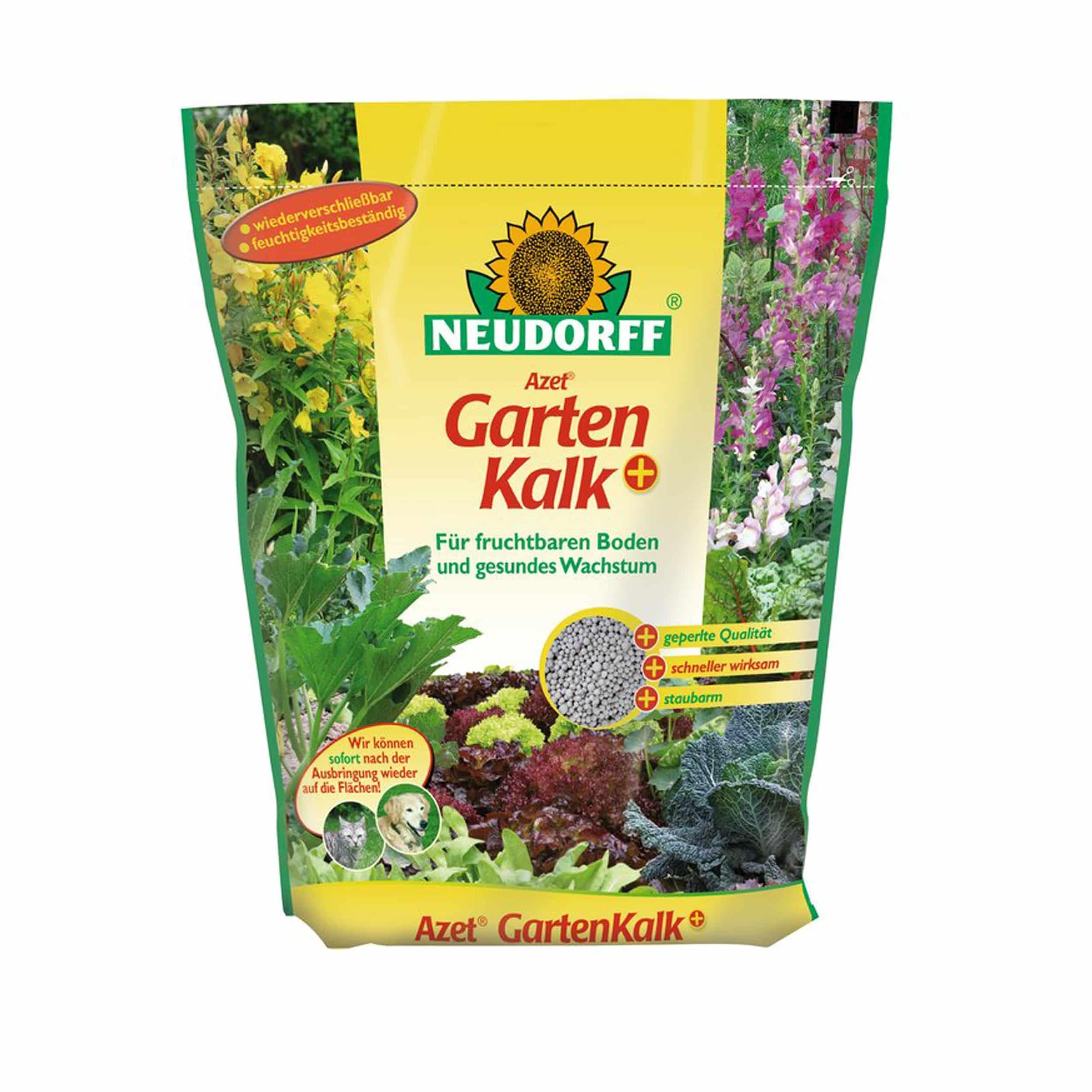 Azet GartenKalk+ 2,5 kg