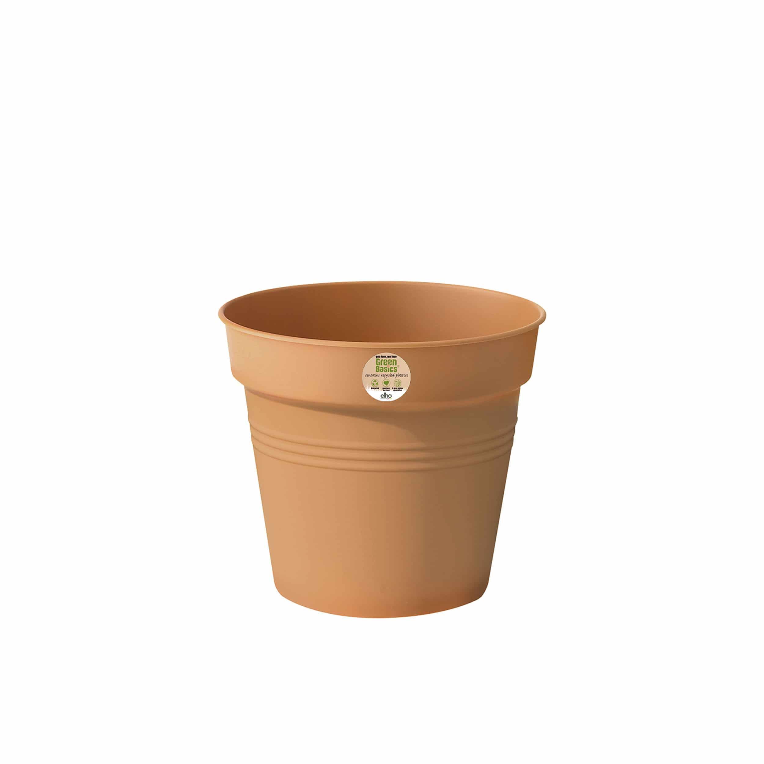 Anzuchttopf Green Basics D19cm terrakotta