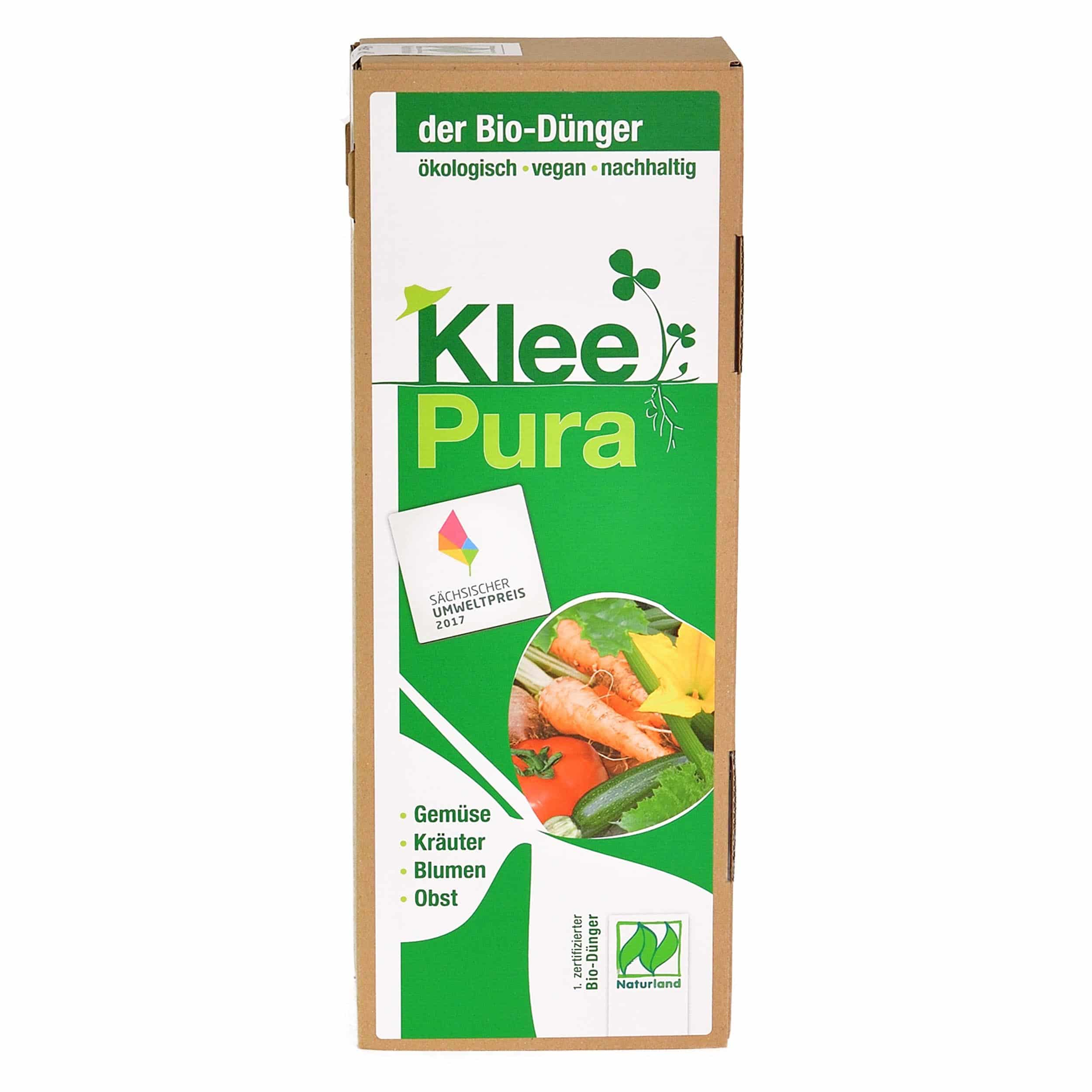 Veganer Bio-Dünger aus Bioklee 1,75 kg