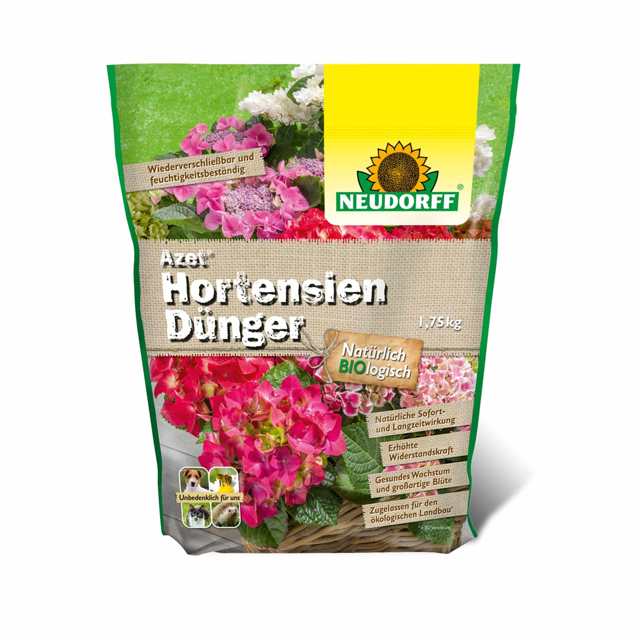 Azet HortensienDünger 1,75 kg