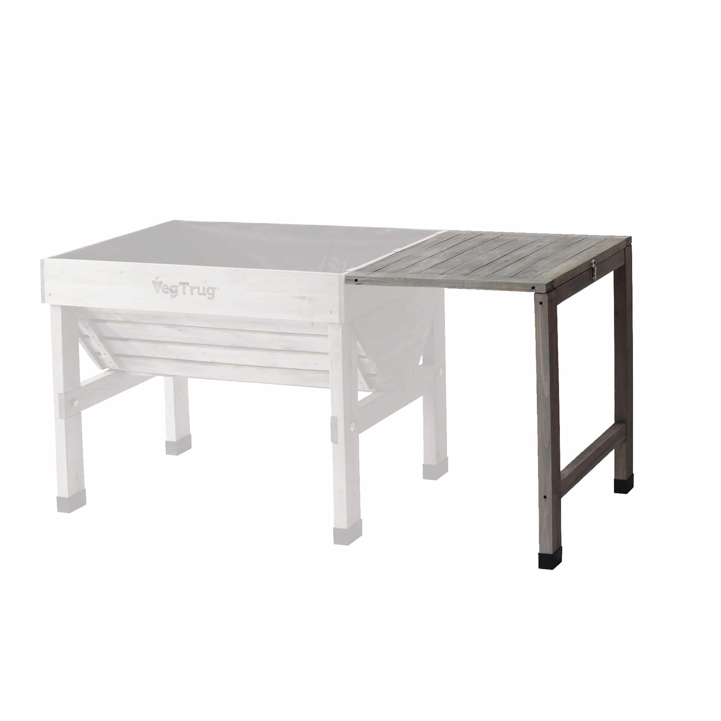 Beistelltisch für VegTrug Small und Medium grey wash