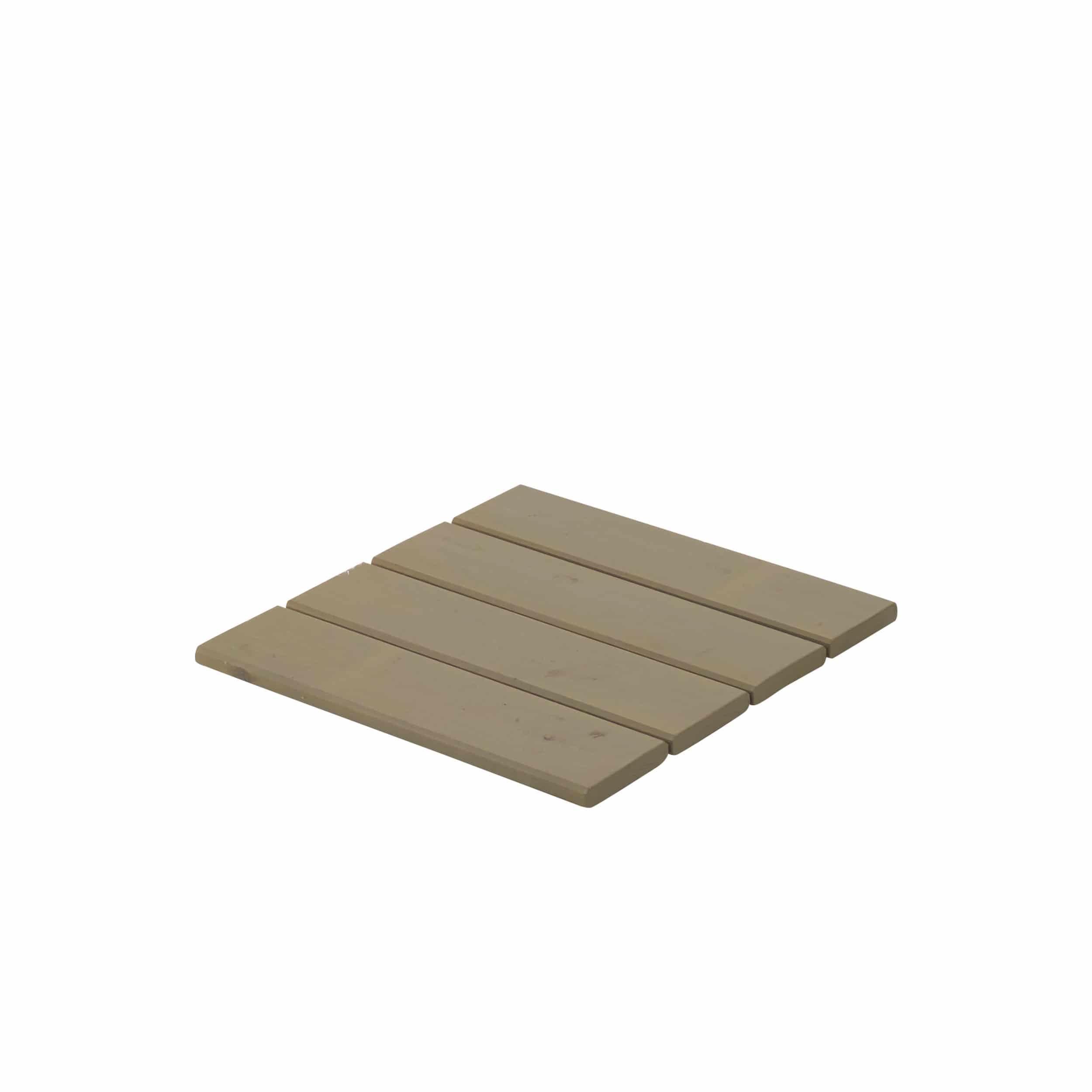 Deckel für Plus DK Blumenkasten L50cm farbgrundiert graubraun