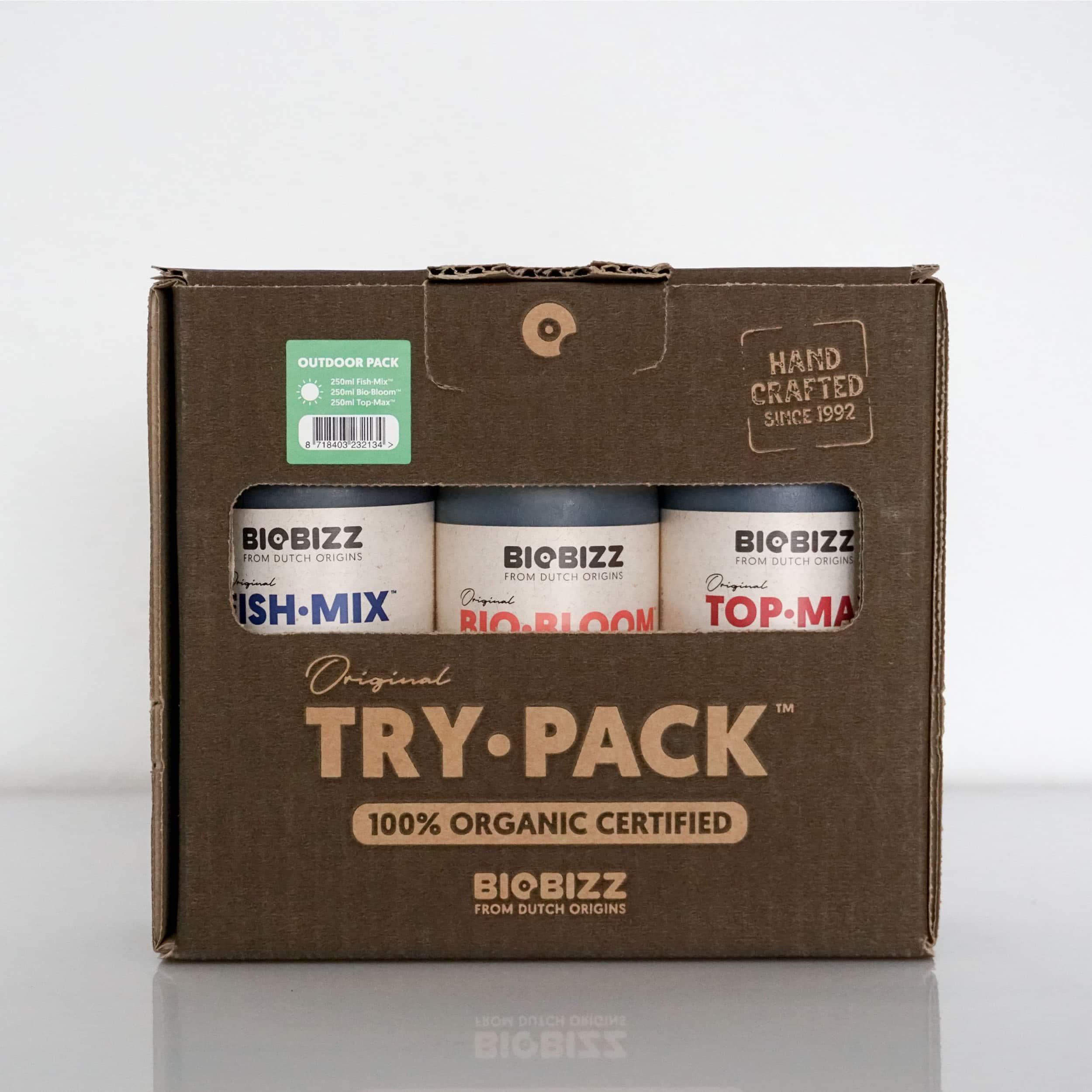 Trypack Indoor Probierpaket