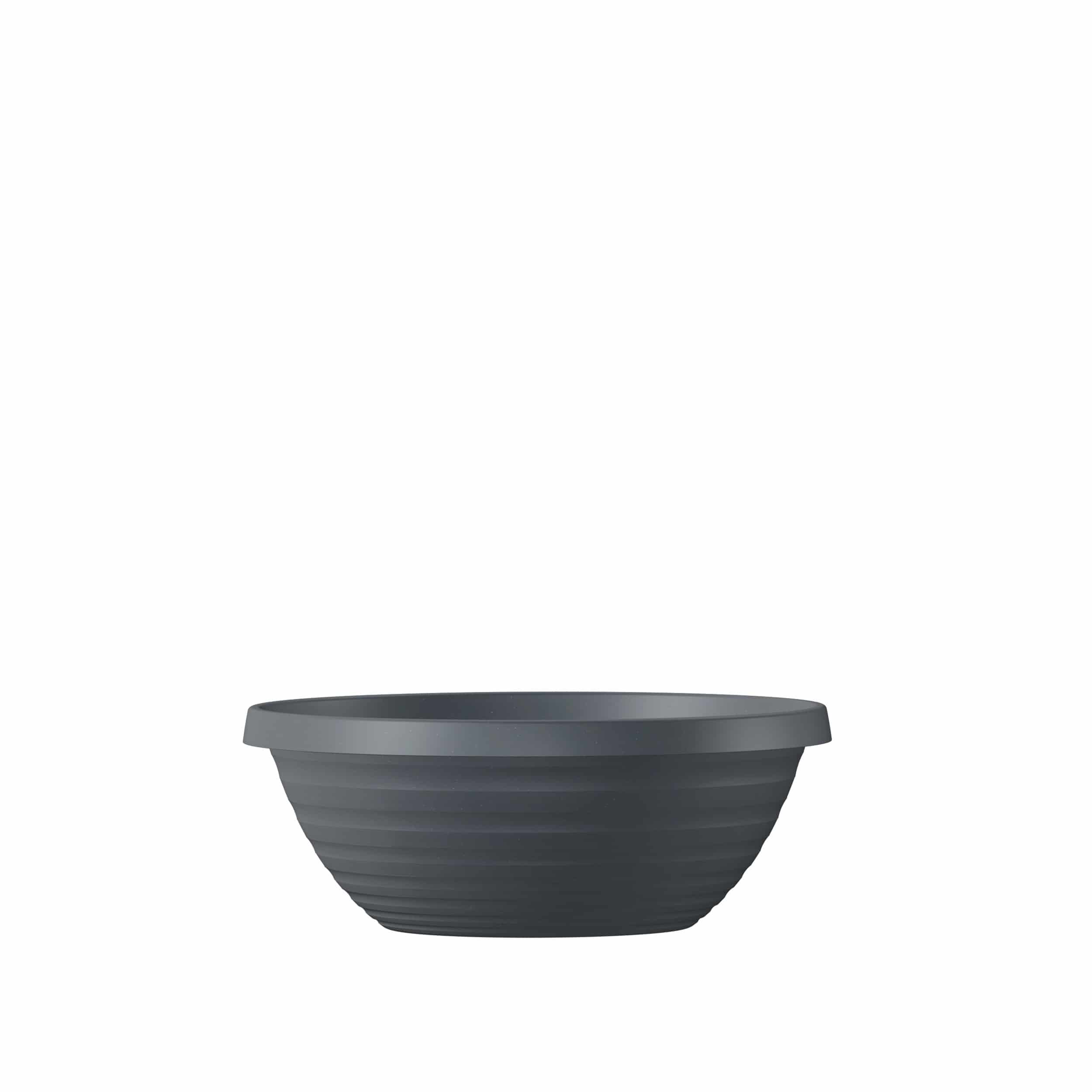 Pflanzschale Country Star D40 cm Metallic Grey