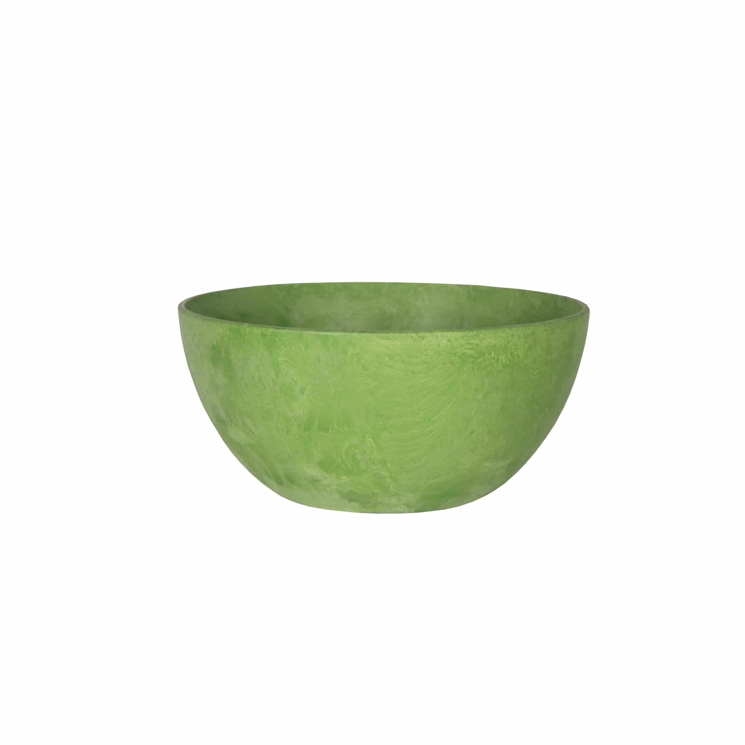 Blumenschale Fiona D25cm limegrün