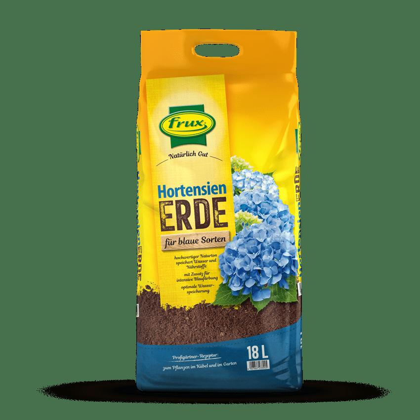 Hortensienerde für blaue Sorten 18 Liter