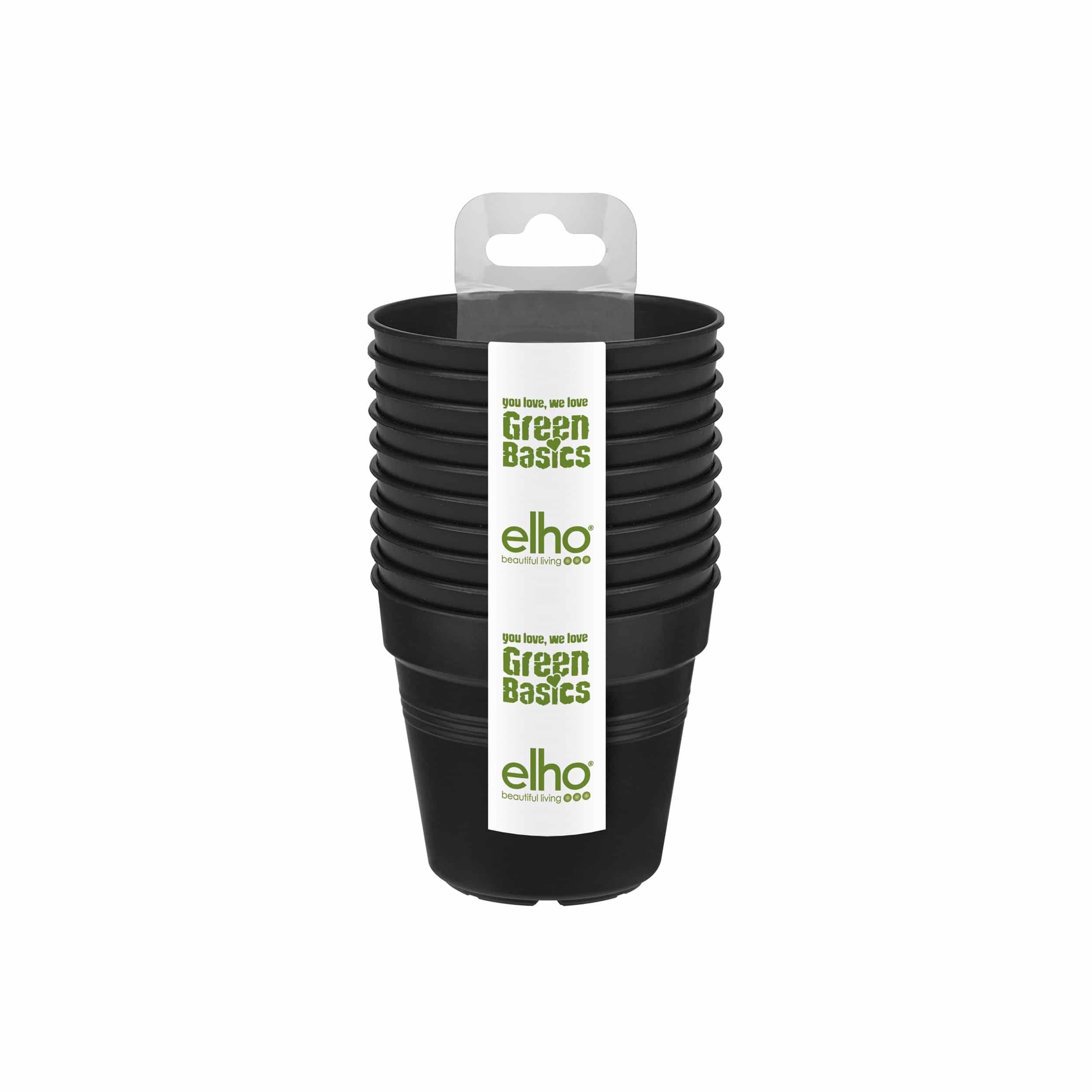 Anzuchttopf Green Basics 10er-Starter-Set