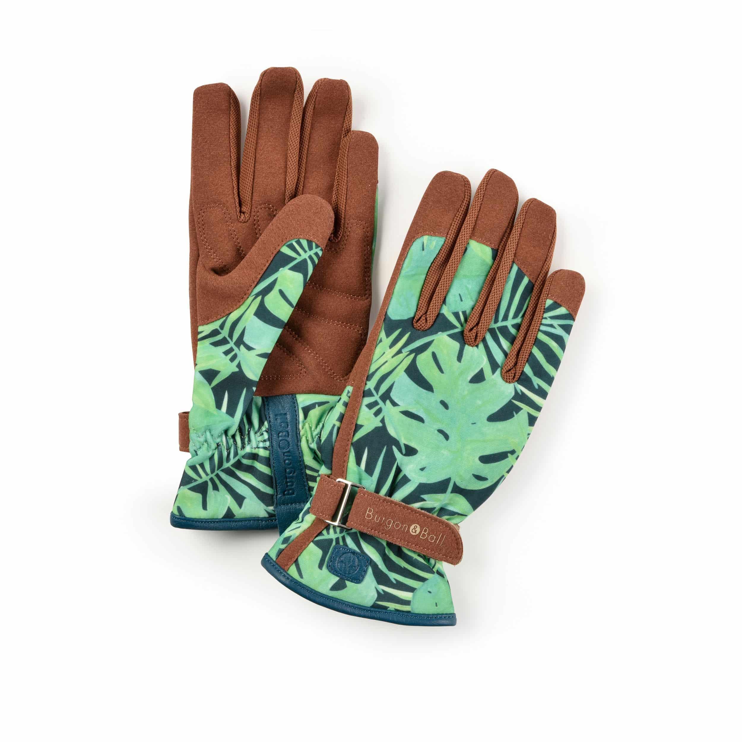Gartenhandschuhe für Damen hellgrün
