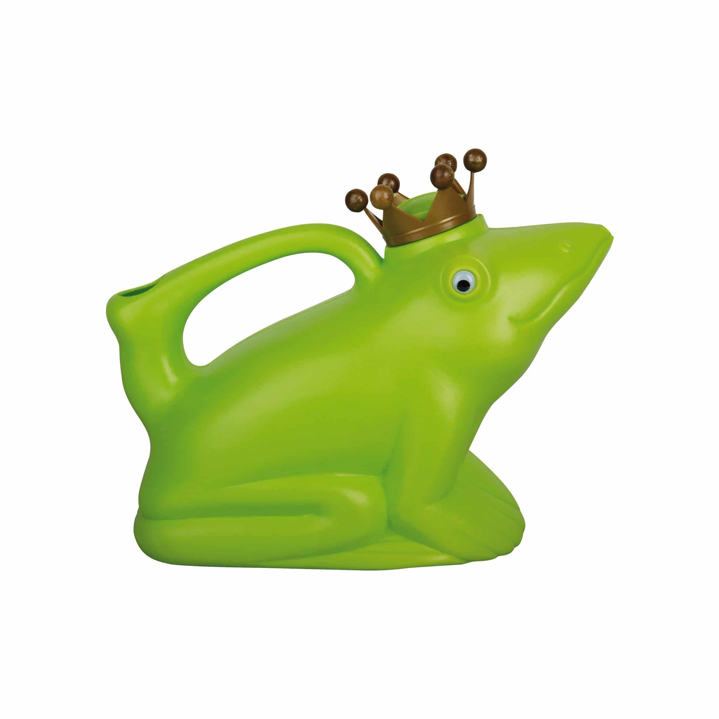 Gießkanne Froschkönig
