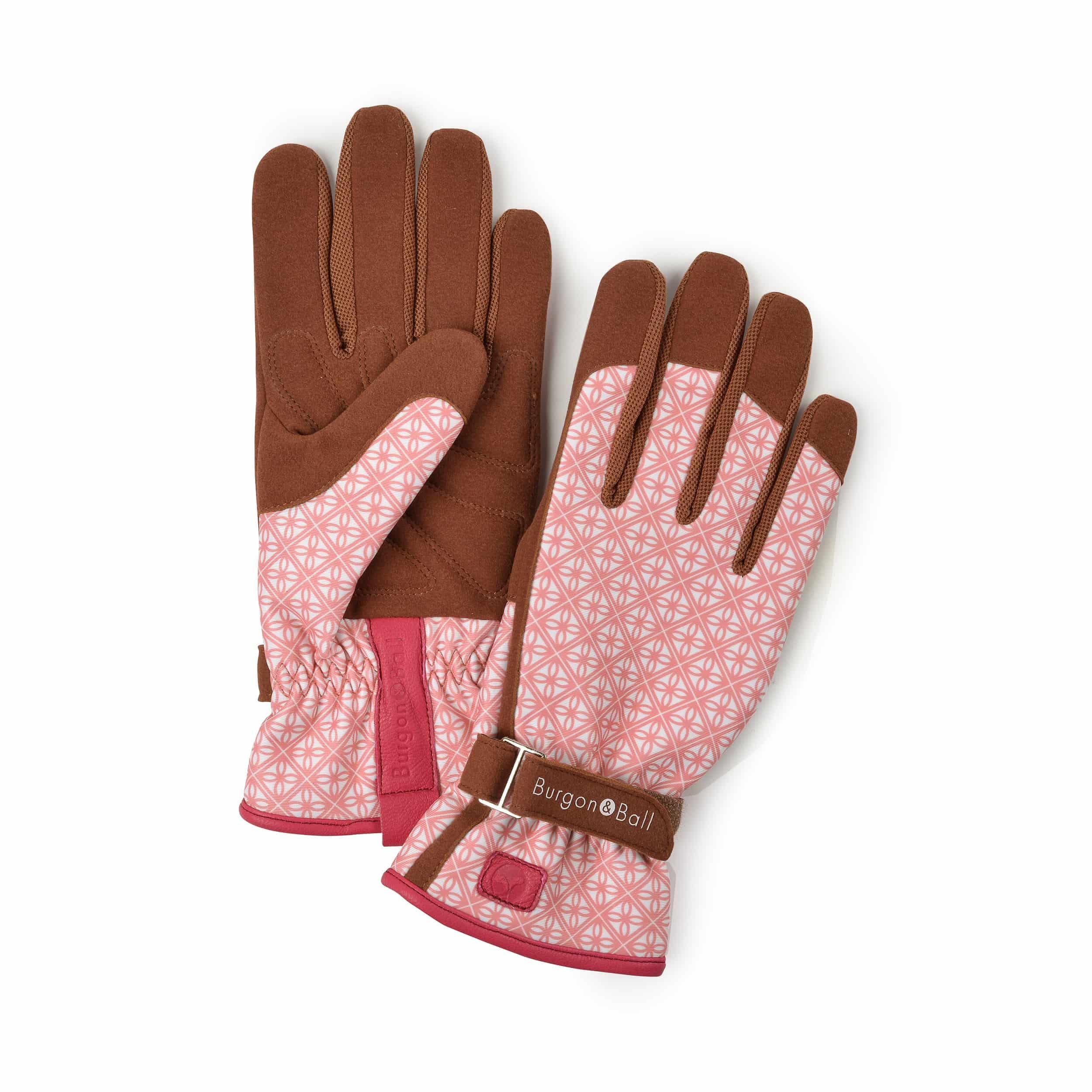 Gartenhandschuhe für Damen rosa
