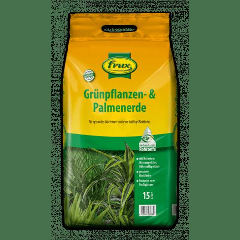 Grünpflanzen- & Palmenerde 15 Liter