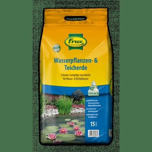 Wasserpflanzen- & Teicherde 15 Liter