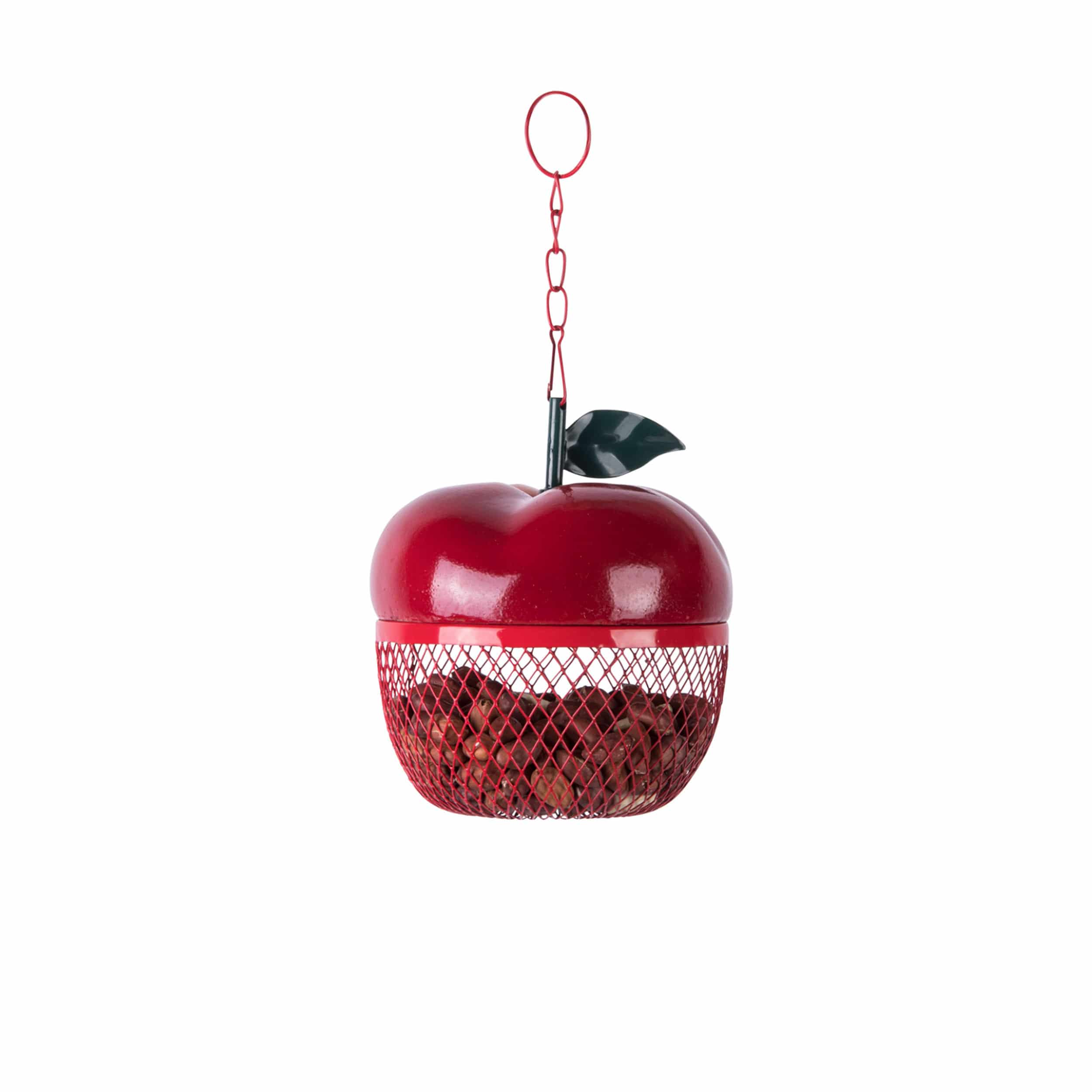 Vogelfutterhänger Apfel