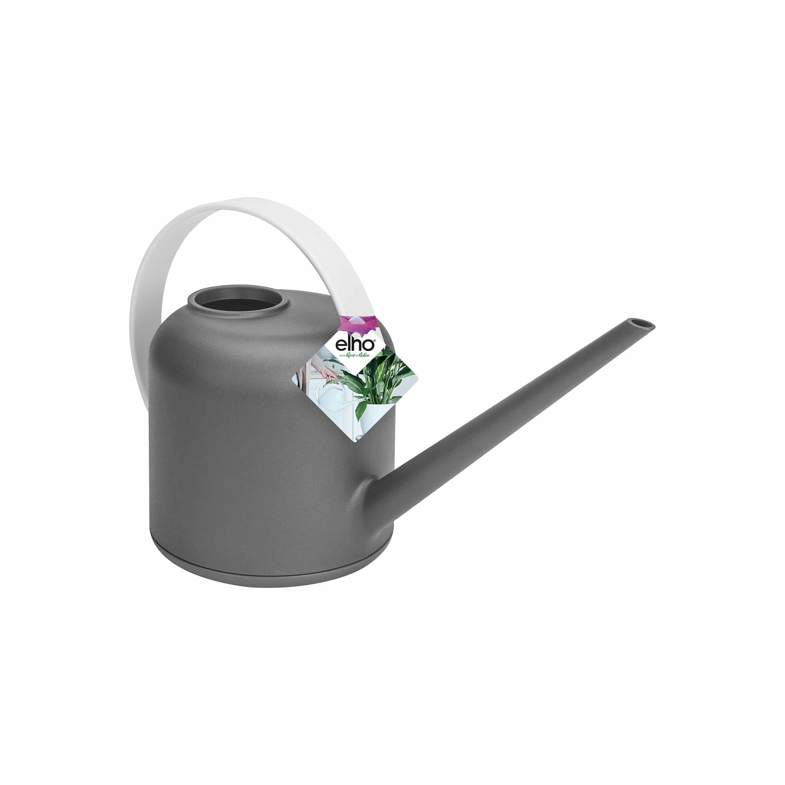 Gießkanne B. for soft 1,7 Liter anthrazit/weiß