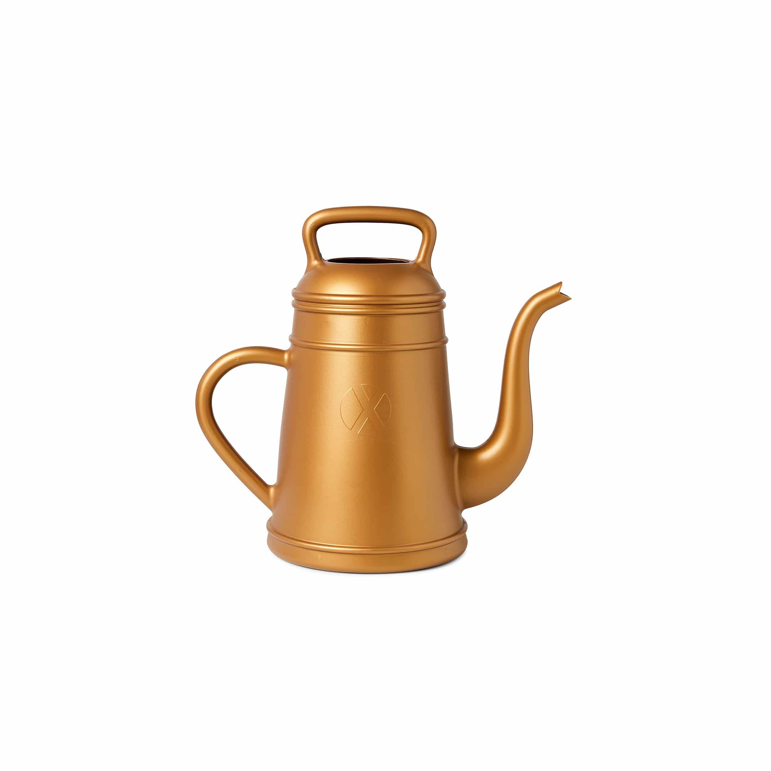 Gießkanne Lungo 12 Liter gold