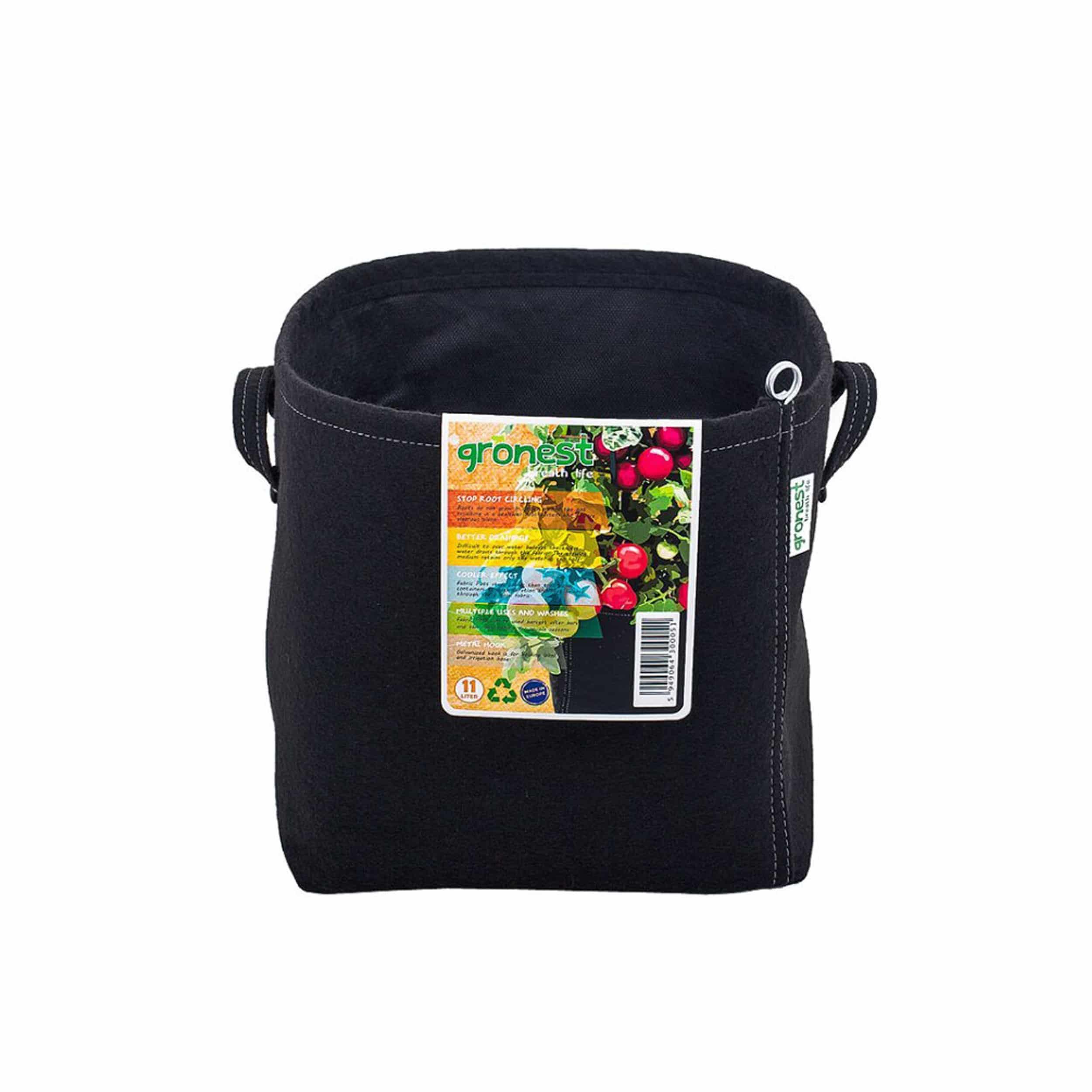 Textil-Blumentopf 11 Liter