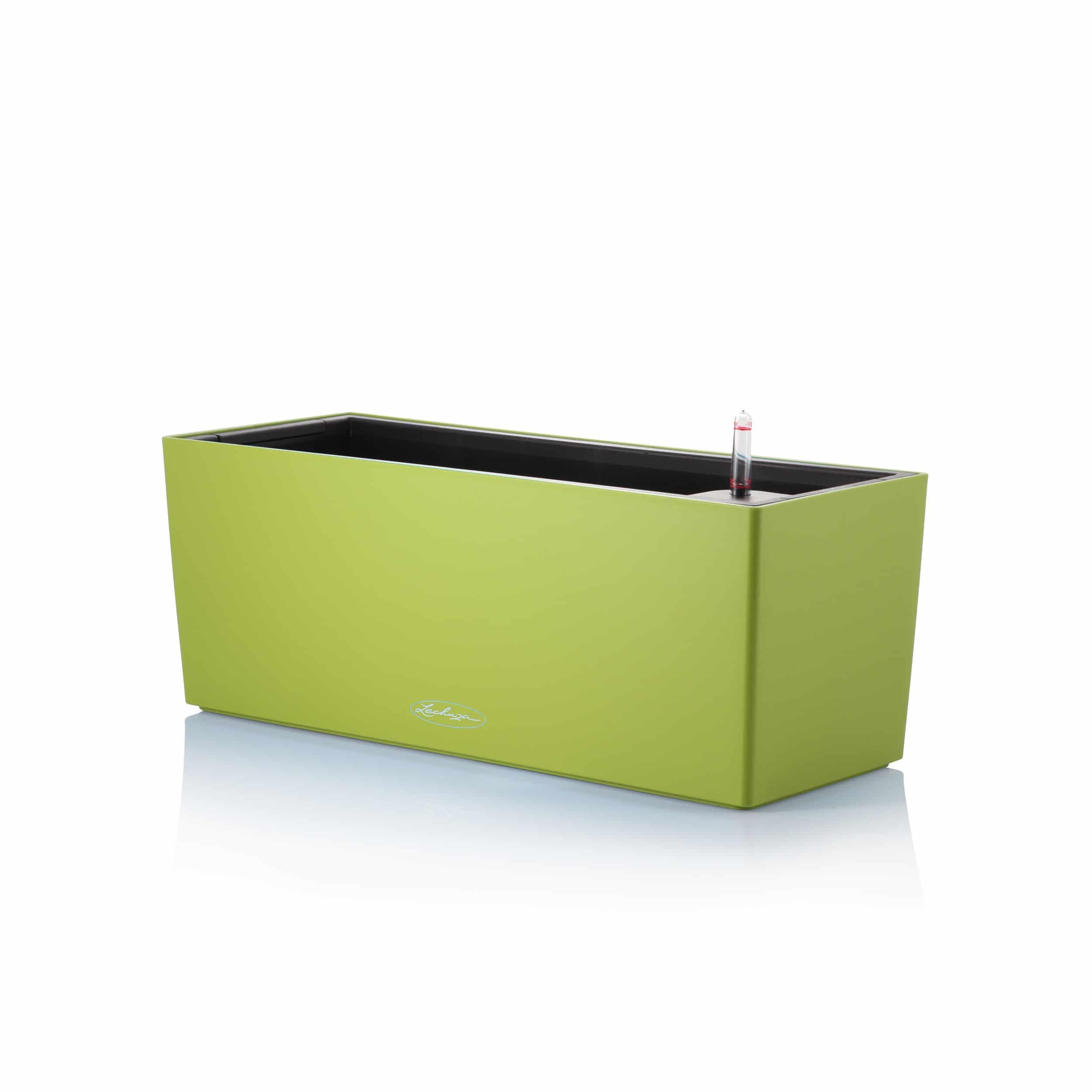 Blumenkasten Balconera Color All-in-One Set L50cm pistaziengrün